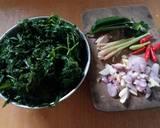 Sayur Santan Daun Singkong langkah memasak 1 foto