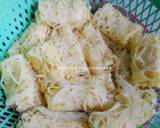 Roti Jala Kuah Kari langkah memasak 3 foto