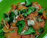 Tumis Sayur Simple langkah memasak 5 foto