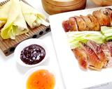 Peking DUCK Pancakes langkah memasak 5 foto