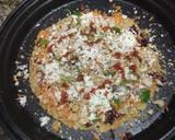 C2p pizza(cheakpeas,cheese,peanuts) recipe step 9 photo