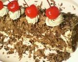Mocca Roll Cake (Bolu Gulung Mocca) no SP no BP tp lembut & tips langkah memasak 9 foto