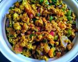 Egg Bhuji with veggies recipe step 7 photo
