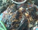 Ikan Bawal Bakar langkah memasak 5 foto