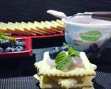 Cracker & Yogurt || tips makan cracker yg enak langkah memasak 2 foto