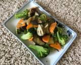 Capcay Sayur Suka Suka langkah memasak 5 foto