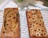 Cake Pisang Gula Palem #Kamismanis langkah memasak 5 foto