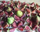 Fig jam with cocoa powder and roasted almonds recipe step 2 photo