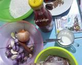 Nasi Kebuli Kambing + Acar langkah memasak 1 foto