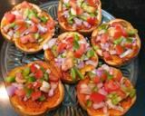Garlic Bread Pizza Discs recipe step 2 photo