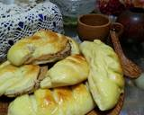 Roti tanpa telur langkah memasak 6 foto