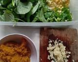 Bubur Manado langkah memasak 1 foto