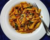 Tomato Spinach Italian Pasta recipe step 7 photo