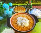 Jenang Abang/ Jenang Sengkolo (Nasi) langkah memasak 7 foto