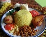 Nasi Kuning Tumpeng Mini #PR_VivaTalkLife langkah memasak 6 foto