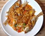 Ikan Laut Asam Manis langkah memasak 7 foto