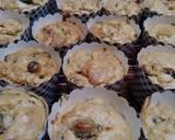 Muffin singkong langkah memasak 6 foto