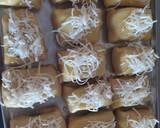 Bolen pisang keju coklat (Tanpa Korsvet) sukses berlapis langkah memasak 4 foto