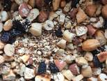 Nấu granola bằng chảo bước làm 4 hình