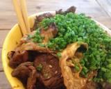 Beef with yuba recipe step 6 photo