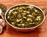 Garlicky Spinach Mushroom recipe step 7 photo