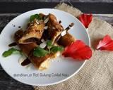 Roti Gulung Coklat Keju langkah memasak 7 foto
