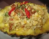 Thai Pineapple Fried Rice (KHAO PHAD SAPPAROT) recipe step 5 photo