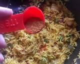 Tawa Pulao (Flavours of rice) recipe step 7 photo