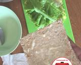 Sandwich telur mudah enak #homemadebylita langkah memasak 10 foto