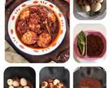 Lontong Orari khas Banjar langkah memasak 1 foto