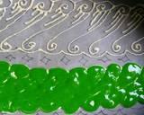 Batik Roll Cake (#BeraniBaking) langkah memasak 5 foto
