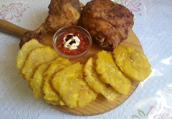 3 Pollo Frito (Estilo Picapollo)