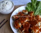 Terong Krispi Saus Thai langkah memasak 3 foto