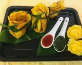 Moong Dal Chilla Potlis recipe step 7 photo