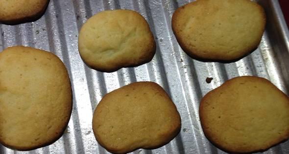 6 Cookies De Manteca