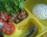 Ikan Tuna Crispy Saos Tiram MADU #kamismanis langkah memasak 9 foto
