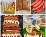 Hotdog Bekal Anak langkah memasak 1 foto