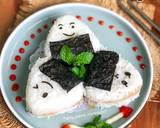 Onigiri Tuna Mayo langkah memasak 4 foto