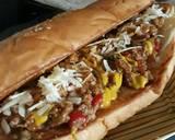 Sloppy Joe Hotdog langkah memasak 4 foto