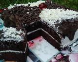 59. Brownies kukus Ny.Liem langkah memasak 6 foto