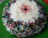 Chiffon cake tepung beras kukus langkah memasak 12 foto