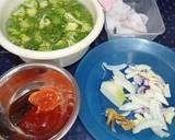 Brokoli Cumi Asam Manis langkah memasak 1 foto
