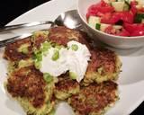 Zucchini Fritters recipe step 4 photo