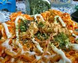 Samyang Okonomiyaki langkah memasak 4 foto
