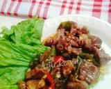 Oseng daging sapi simpel enak langkah memasak 7 foto