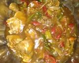 93. Ayam Kecap Spicy Saos Tiram by Uliz Kirei langkah memasak 4 foto