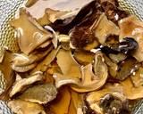 Zupa grzybowa z suszonych grzybów krok przepisu 1 zdjęcie