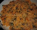 Persian spicy prawn with rice recipe step 9 photo