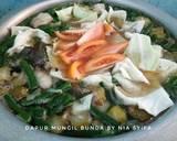 Asem-asem Daging Sapi Sayuran langkah memasak 3 foto