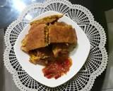 Telor Dadar ala Padang #Pr_recookrancakbana langkah memasak 7 foto